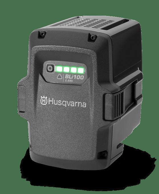 Husqvarna Battery BLi100C Bluetooth Connect