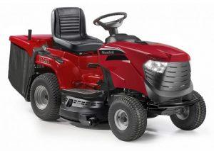 Mountfield 1638H Twin Ride on Lawnmower