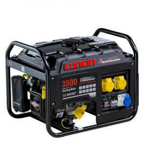 Generators and Powerwashers
